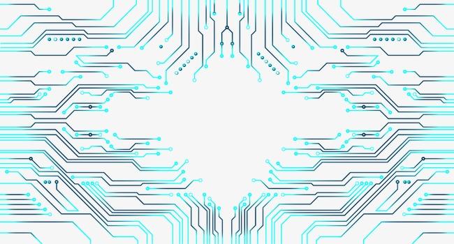 650x350 Electronic Circuit Board Pattern Vector, Circuit Board, Electronic