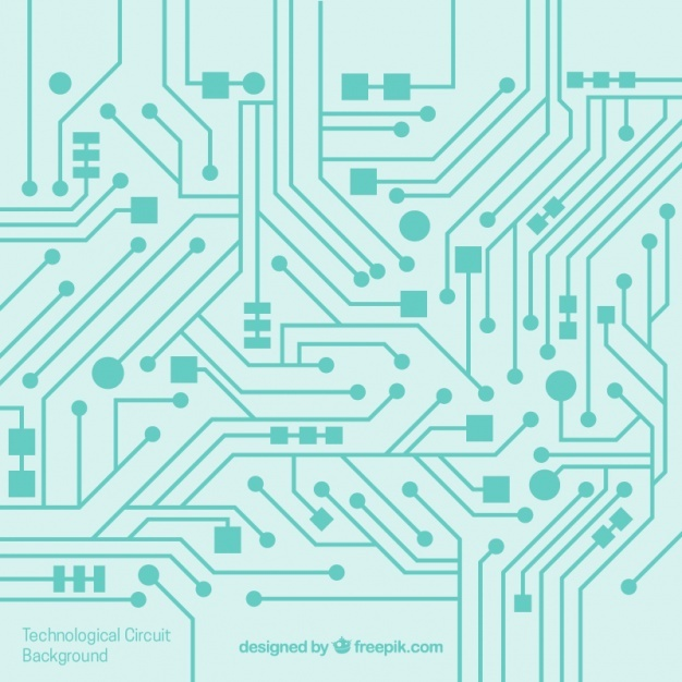 626x626 Electronic Circuit Vectors, Photos And Psd Files Free Download