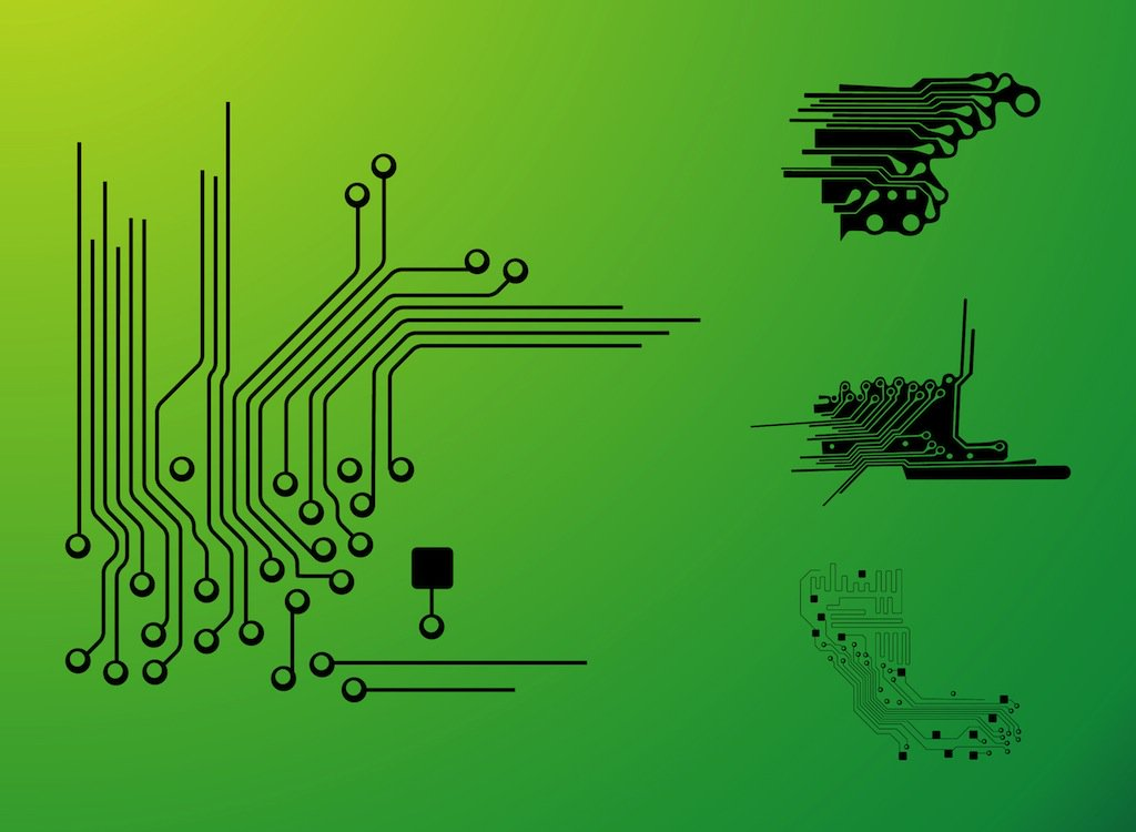 1024x750 Circuits Vector Art Amp Graphics