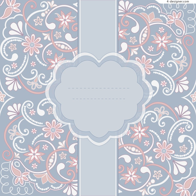 Elegant Pattern Vector