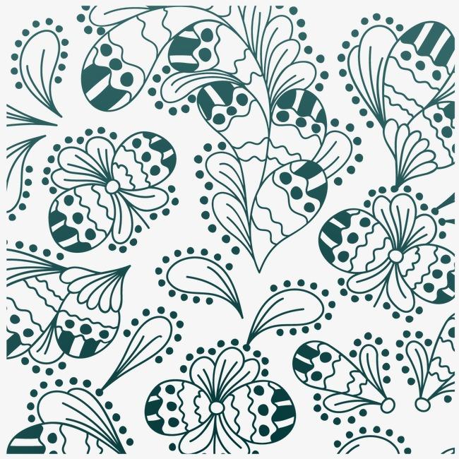 650x650 Elegant Patterns, Elegant Pattern, Pattern, Vector Material Png