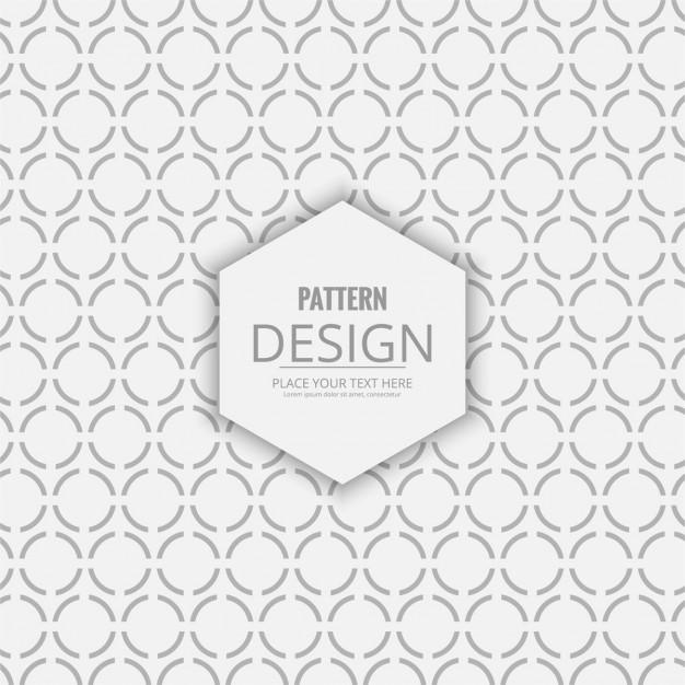 626x626 Elegant Pattern Of Circles Vector Free Download