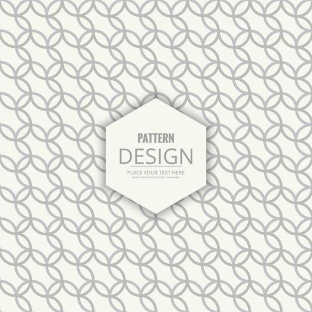 626x626 Elegant Pattern Of Geometric Shapes Vector Free Download