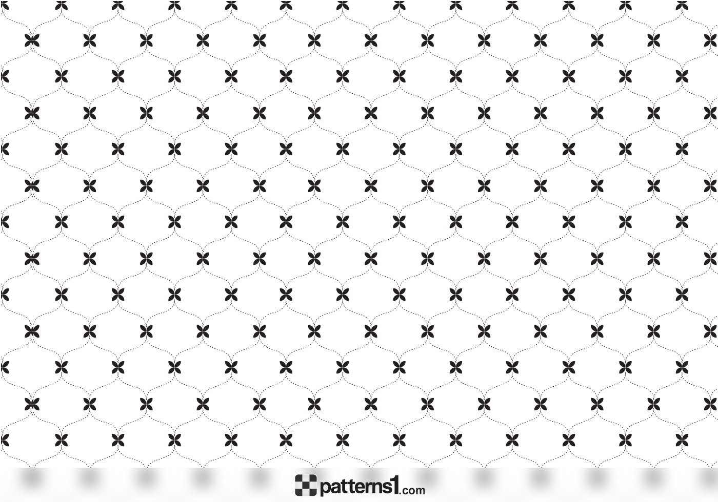 1400x980 Creative Elegant Background With Flowers Elements Vector Pattern