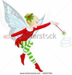 Elf On The Shelf Vector