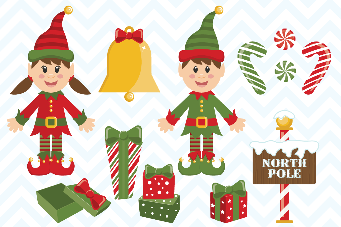 Christmas Illustrations Png.Elf Vector At Getdrawings Com Free For Personal Use Elf