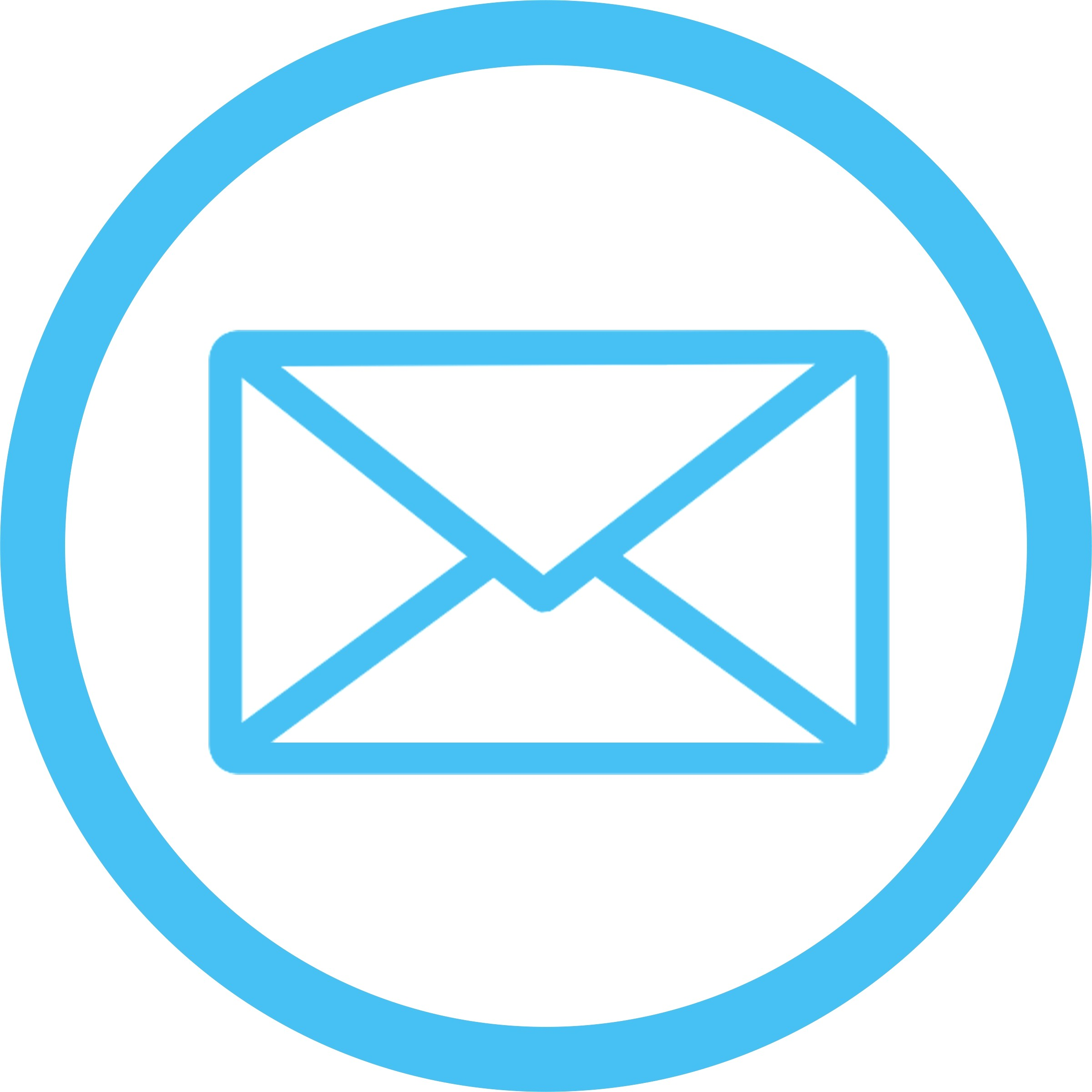2400x2400 Email Icon Vector Clip Art For Web Contact And Business Newsletter