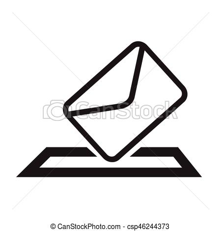 450x470 Email Icon Vector Illustration Vectors Illustration