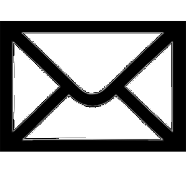 640x640 Mail Icon, Email, Mail, Gmail Png And Vector For Free Download