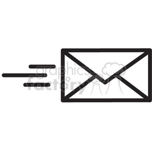 300x300 Royalty Free Send Email Icon Vector 398566 Icon