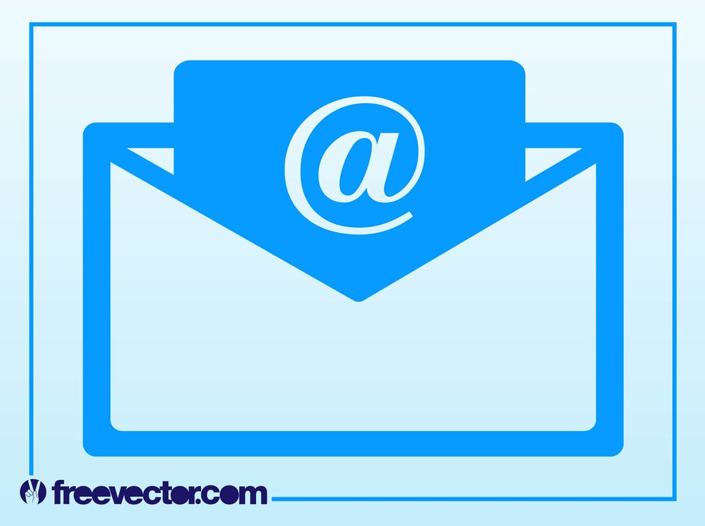 1024x765 Email Icon Vector Art Amp Graphics