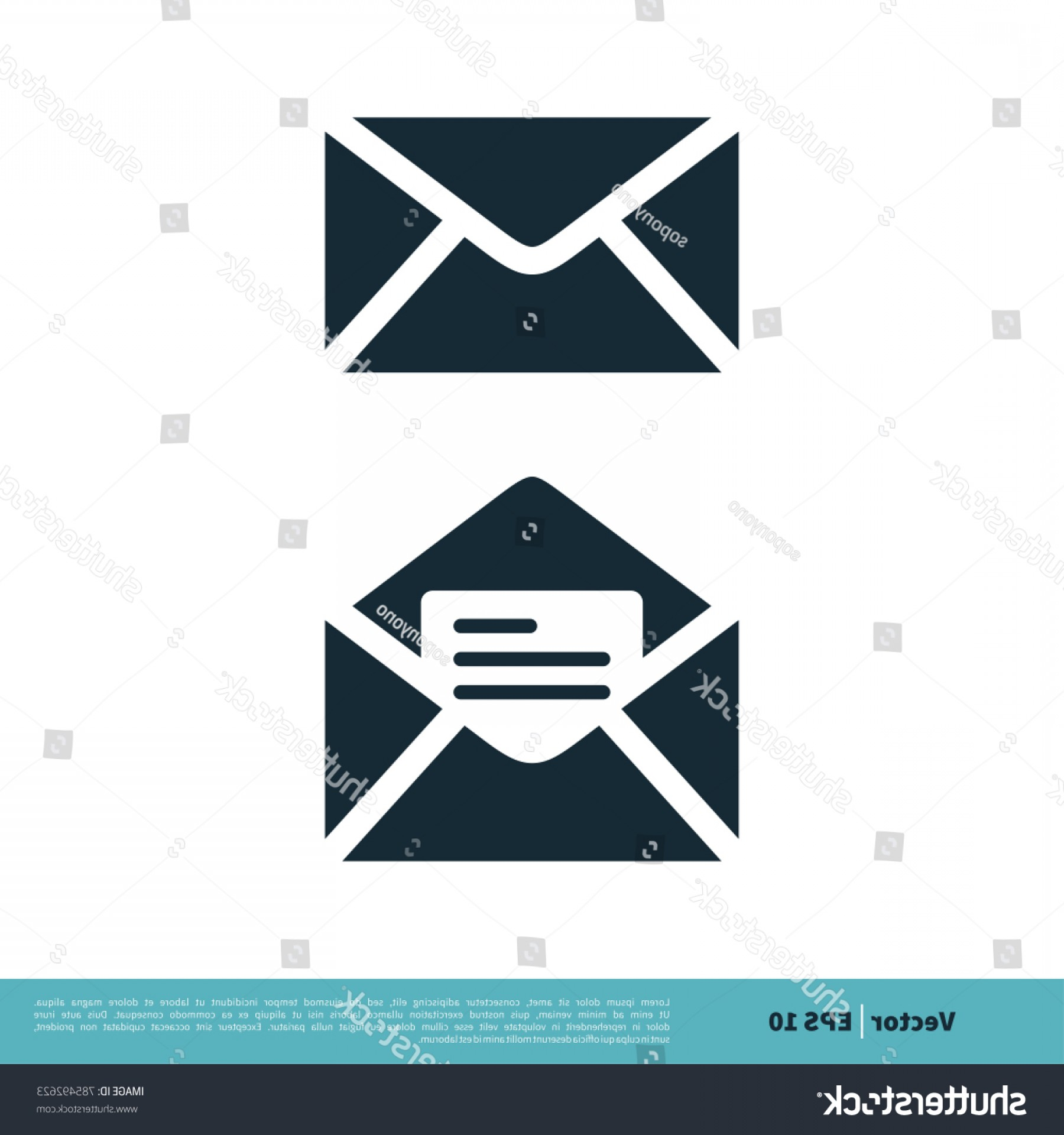 1800x1920 Email Icon Vector Logo Template Read Lazttweet