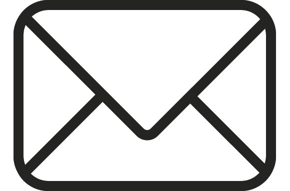 580x382 Email Icon Vector Office Icons Mail Free Stock Vector