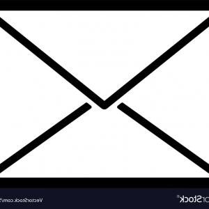 300x300 Email Or Mail Symbol Vector Sohadacouri