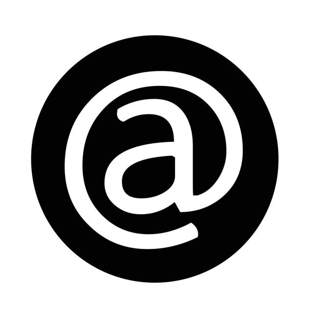 640x640 Email Symbol Icon, Email, Symbol, Business Png And Vector For Free