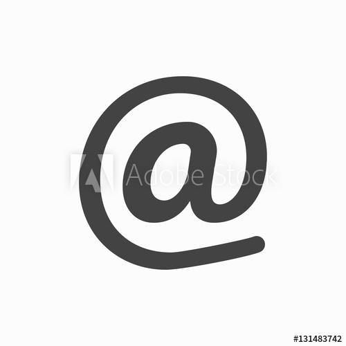 500x500 Email Symbol