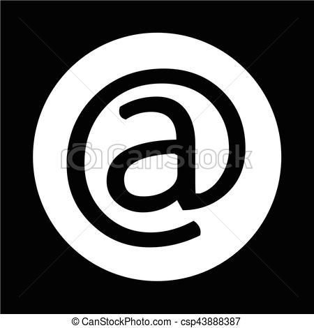 450x470 Email Symbol Icon Vector