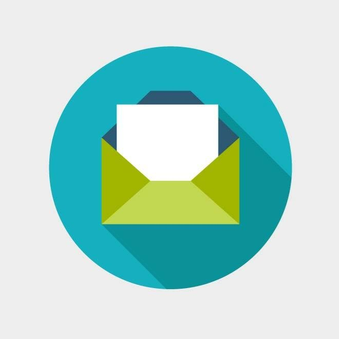 660x660 Free Email Icon Vector Icon.eps Psd Files, Vectors Amp Graphics