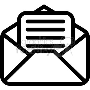 300x300 Royalty Free Email Document Vector Icon 398829 Icon