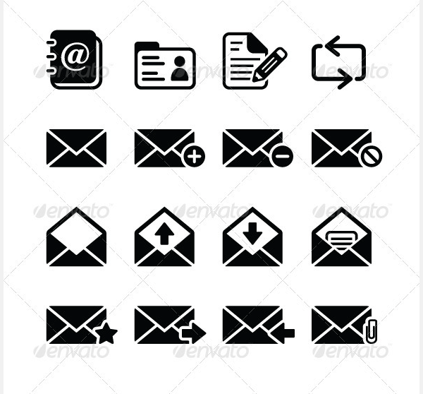 600x558 Email Icons Amp Illustrations Free Amp Premium Templates