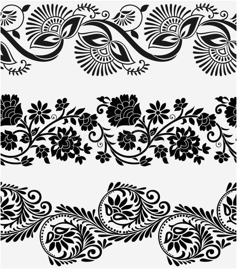 794x900 Blue Running Floral Wallpaper Border Wallpaper Border
