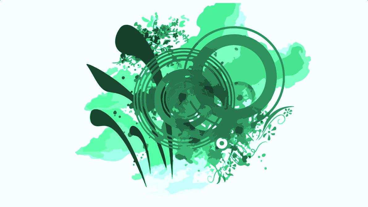 1192x670 Emerald Vector Wallpaper By Yirmeyahh