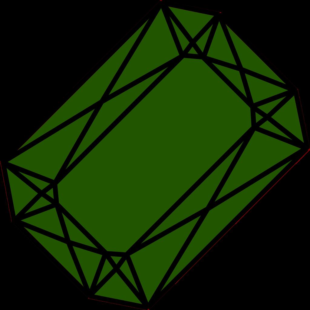 1024x1024 15 Emerald Vector Gemstone For Free Download On Mbtskoudsalg