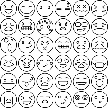 368x368 Emoji Free Vector Download (5 Free Vector) For Commercial Use