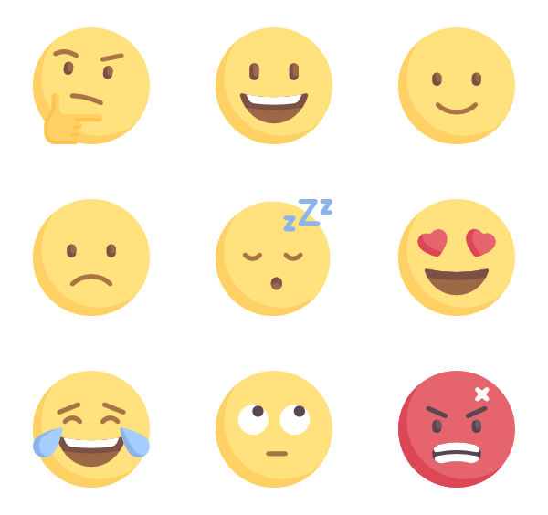Emoji Vector Files