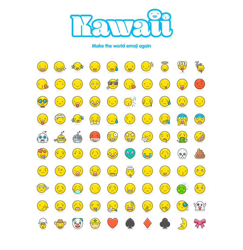 Emoji Vector Free