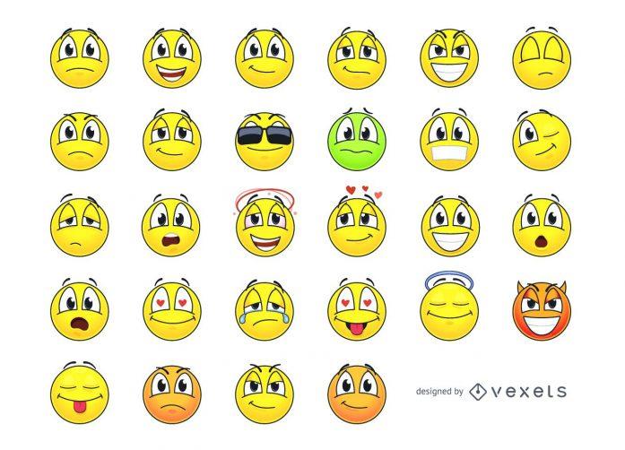 697x502 Emoji Vector Free Download Iphone Emoji Download Emoticon Vector