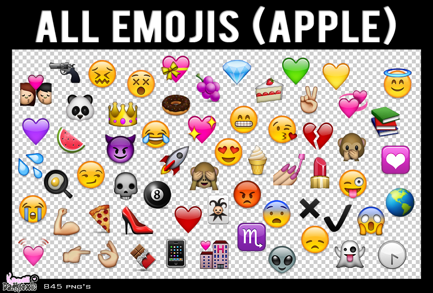 881x596 Collect All 80 Emoji Icons Free Icons