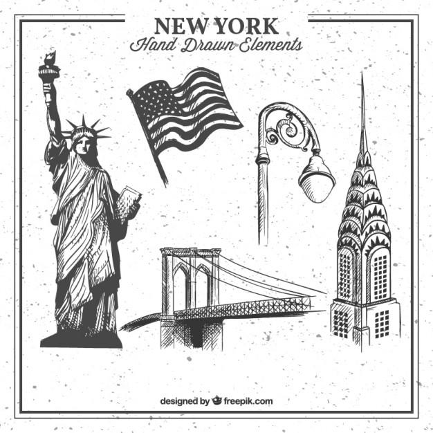 626x626 Empire State Building Vectors, Photos And Psd Files Free Download