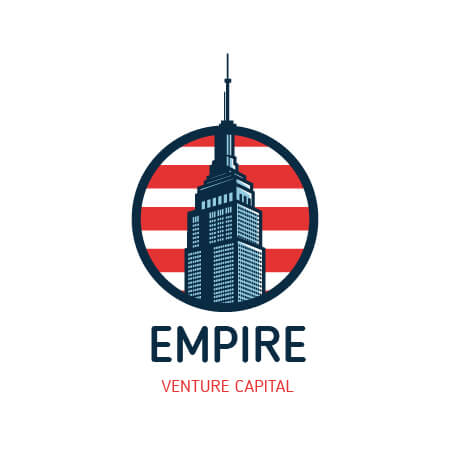 450x450 Empire State Building Free Vector Logo Template