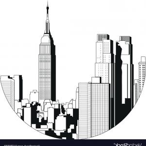 300x300 Empire State Building Icon Vector Sohadacouri