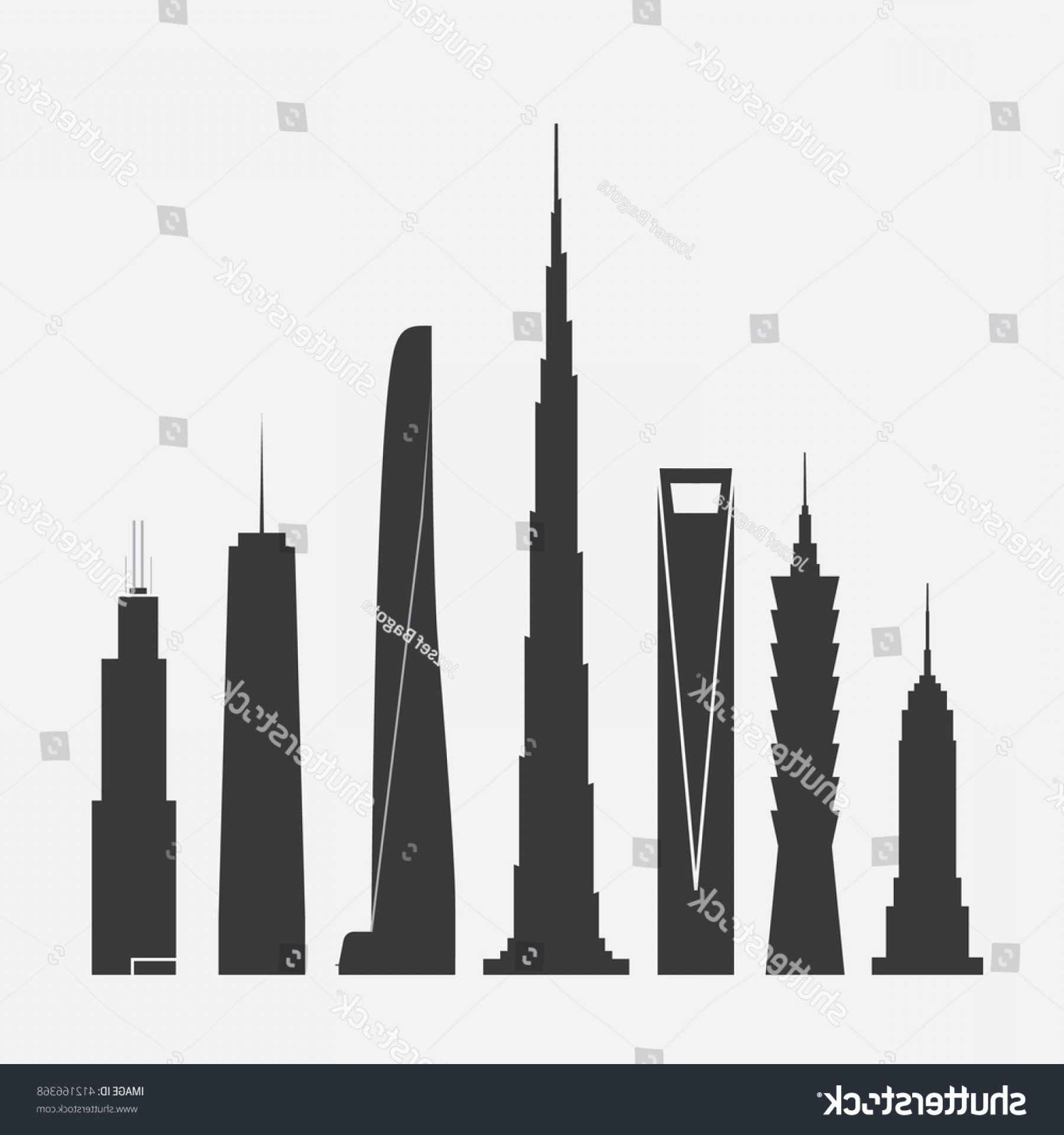 1800x1920 Empire State Building Vector Arenawp