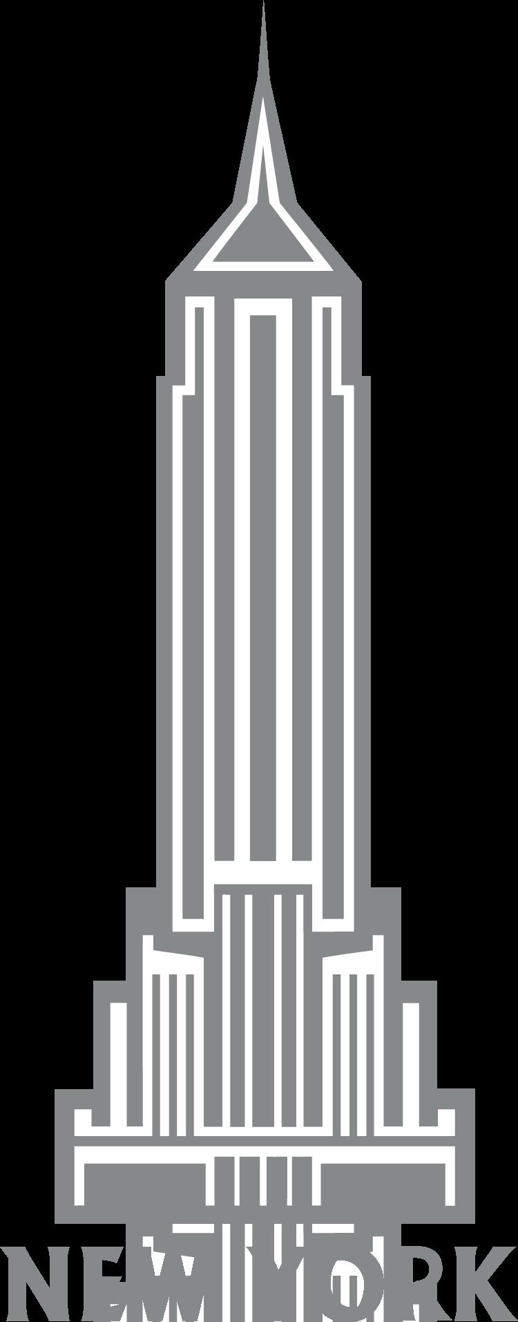 750x1913 Empire Clipart New York Building