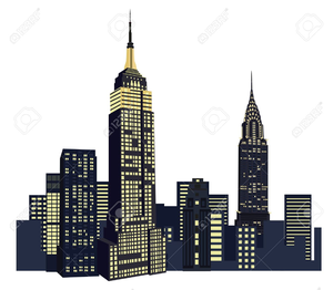 300x262 Clipart Empire State Building Free Images