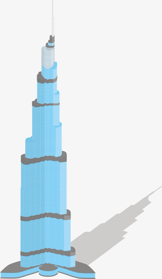 650x1118 Empire State Building, United States, Building Vector, United