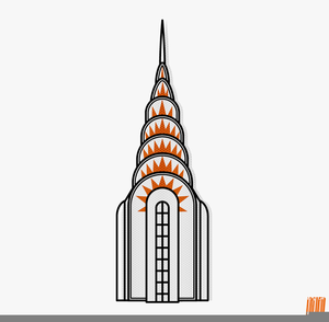 300x294 Empire State Building Free Clipart Free Images