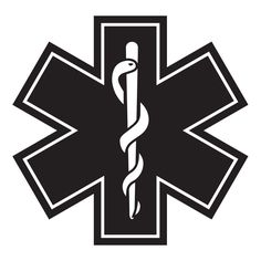 Ems Star Of Life Vector