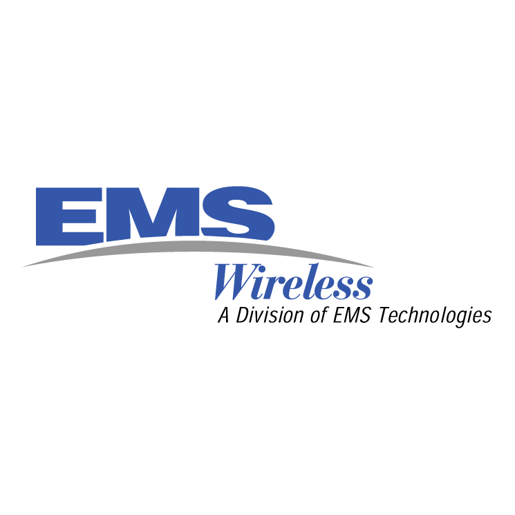 745x745 Ems Wireless Free Vector 4vector