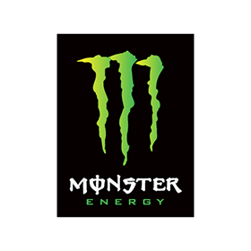 280x280 Monster Energy Logo Vector Free Download