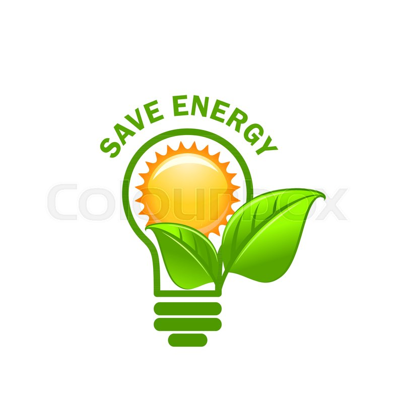800x800 Save Energy Symbol Of Alternative Power Sources For Green