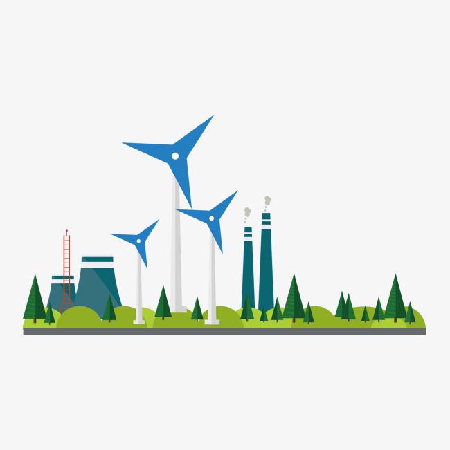 650x651 Vector Wind Energy, Wind Vector, Vector Diagram, Wind Energy Png