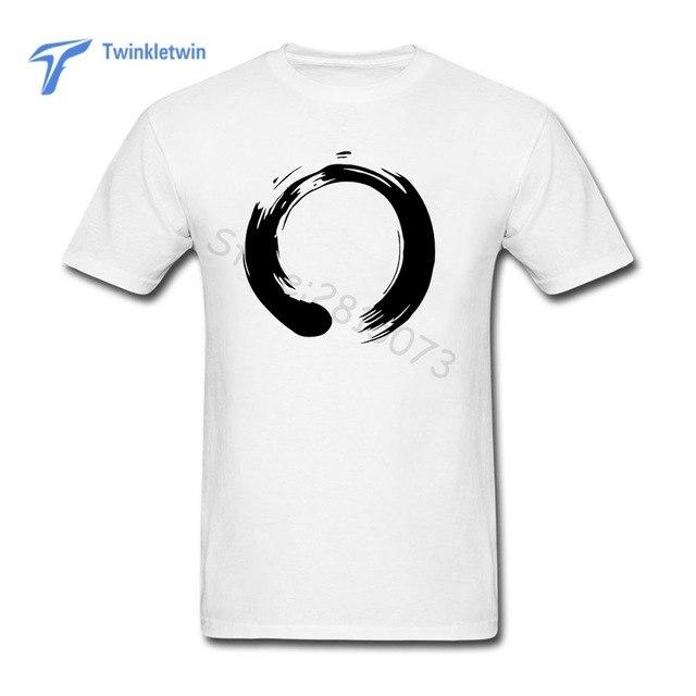 640x640 New Men Casual Enso Zen Vector T Shirt Cotton Casual Men Short