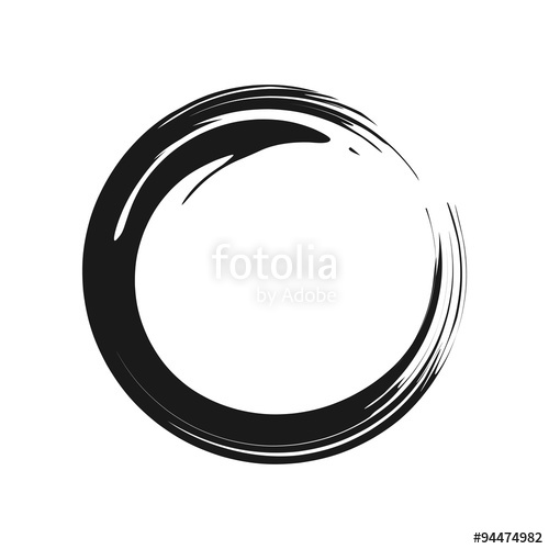 500x500 Zen Symbol Stock Image And Royalty Free Vector Files On Fotolia