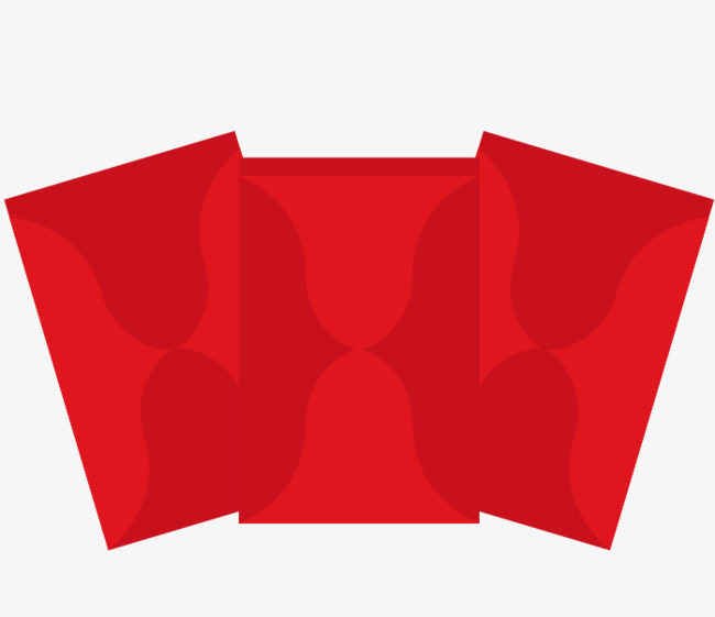 650x561 Blank Red Envelope Template Vector Wedding, Envelope Vector
