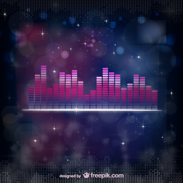 626x626 Sound Equalizer Vector Vector Free Download