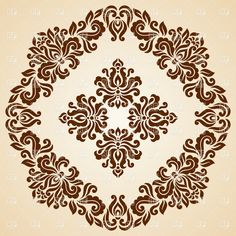 236x236 Turkish Vector Motifs Patterns , Motifs , Ornaments 2